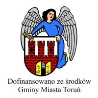 Dofinansowano ze Шrodkвw Gminy Miasta Toruф